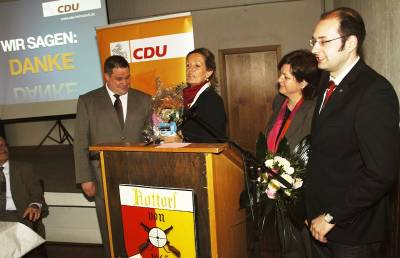 Parteitag am 14.4.12 in Rottorf/Klei -